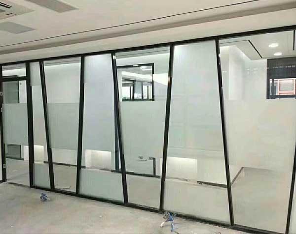 大连玻璃隔断